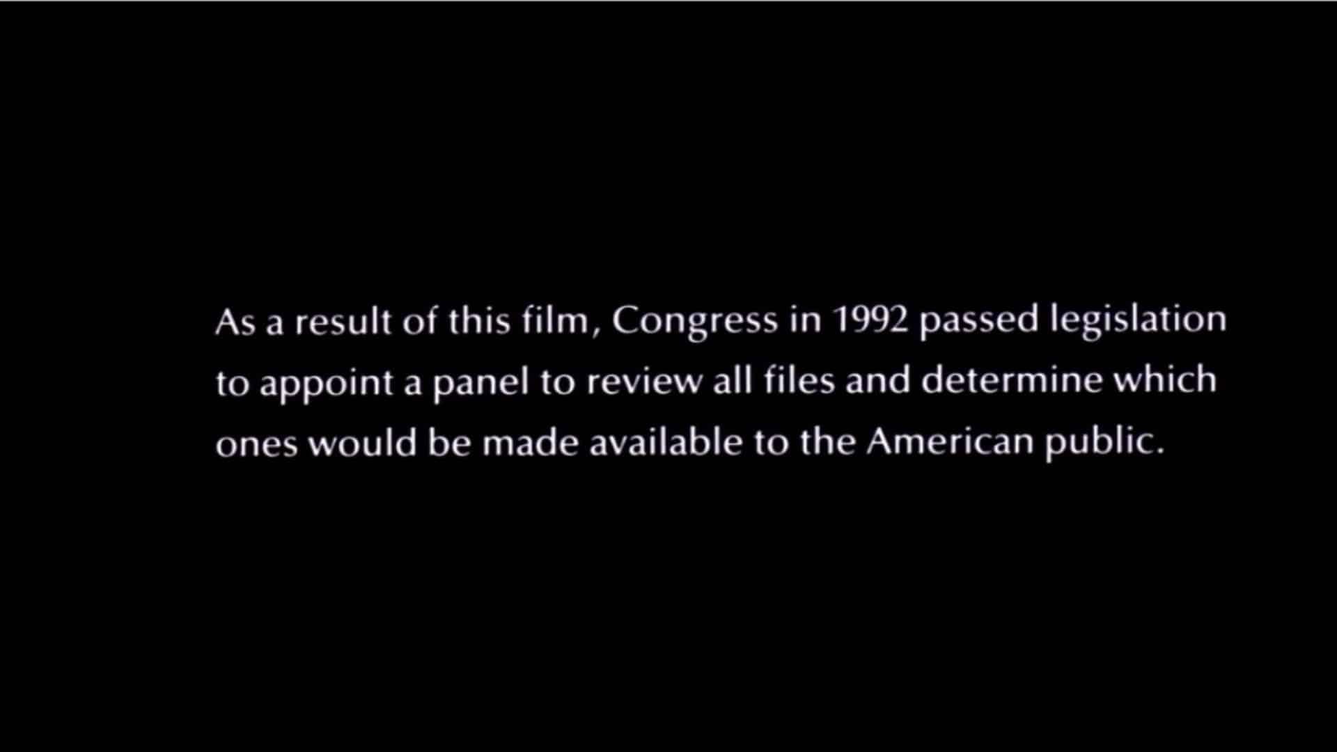 JFK - Un caso ancora aperto cinematographe.it