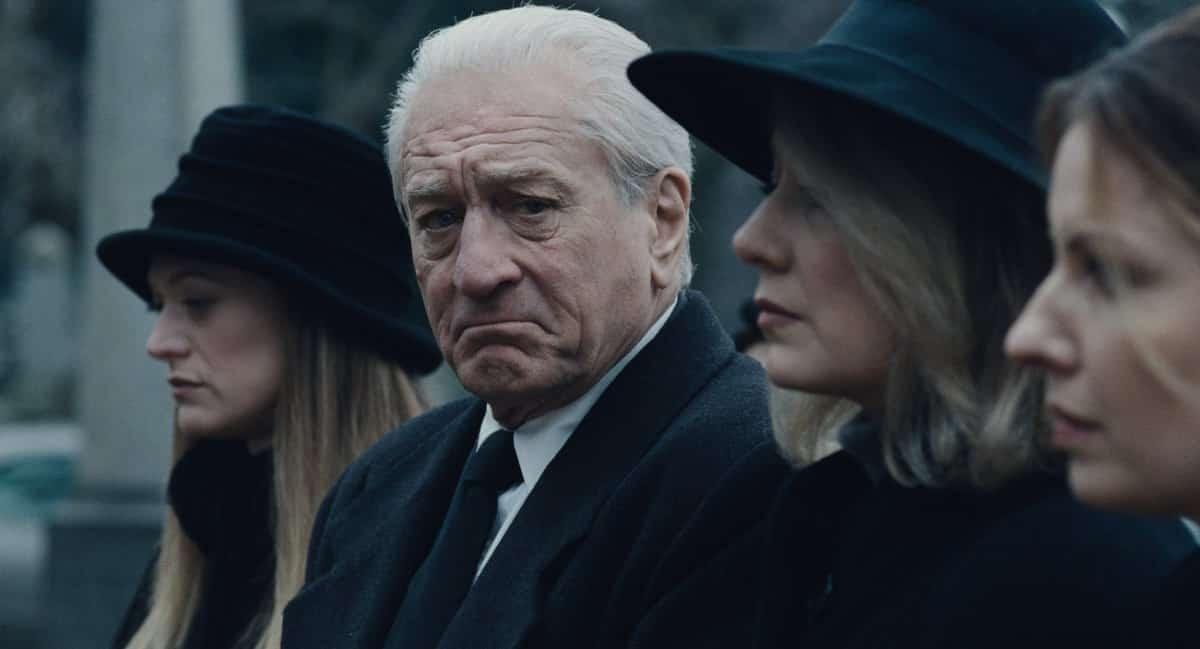 the Irishman, Cinematographe.it