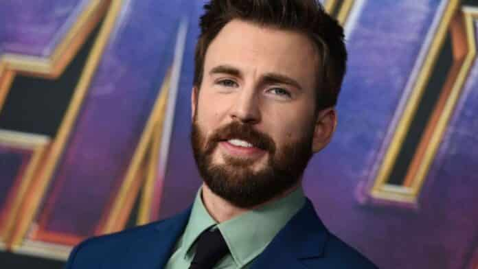 Chris Evans, Cinematographe