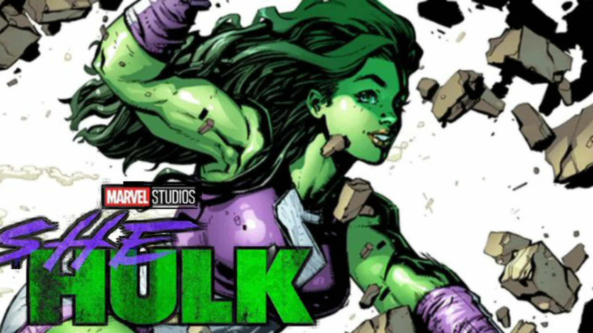 she-hulk jennifer walters marvel disney+
