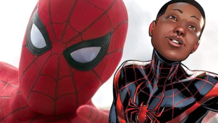 Spider-Man, Tom Holland, Miles Morales, Cinematographe.it