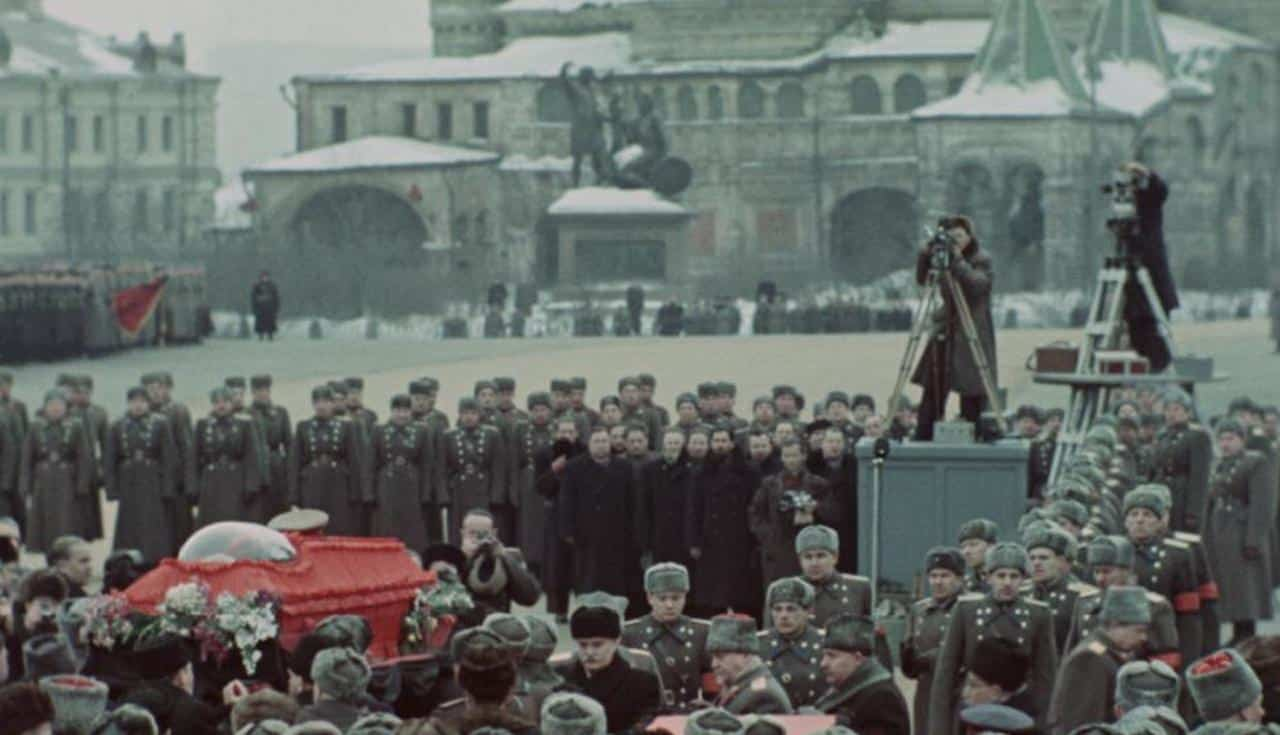 state funeral, cinematographe.it