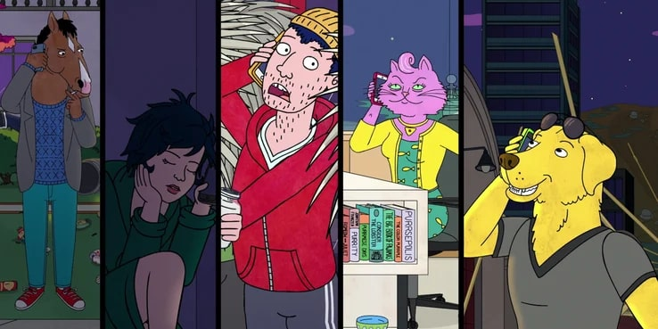 Bojack Horseman Cinematographe.it