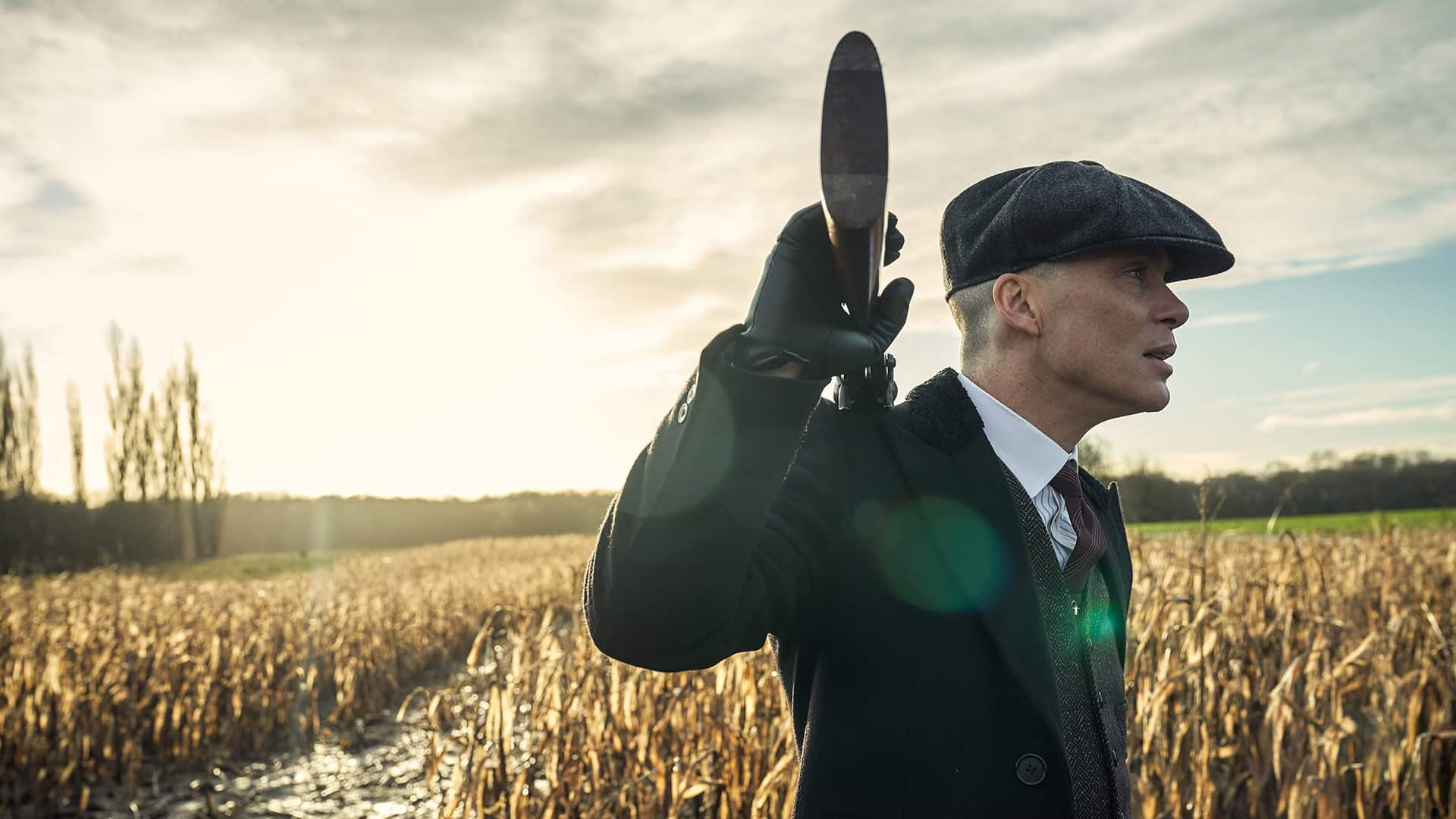 Tommy Shelby,Peaky Blinders cinematographe.it