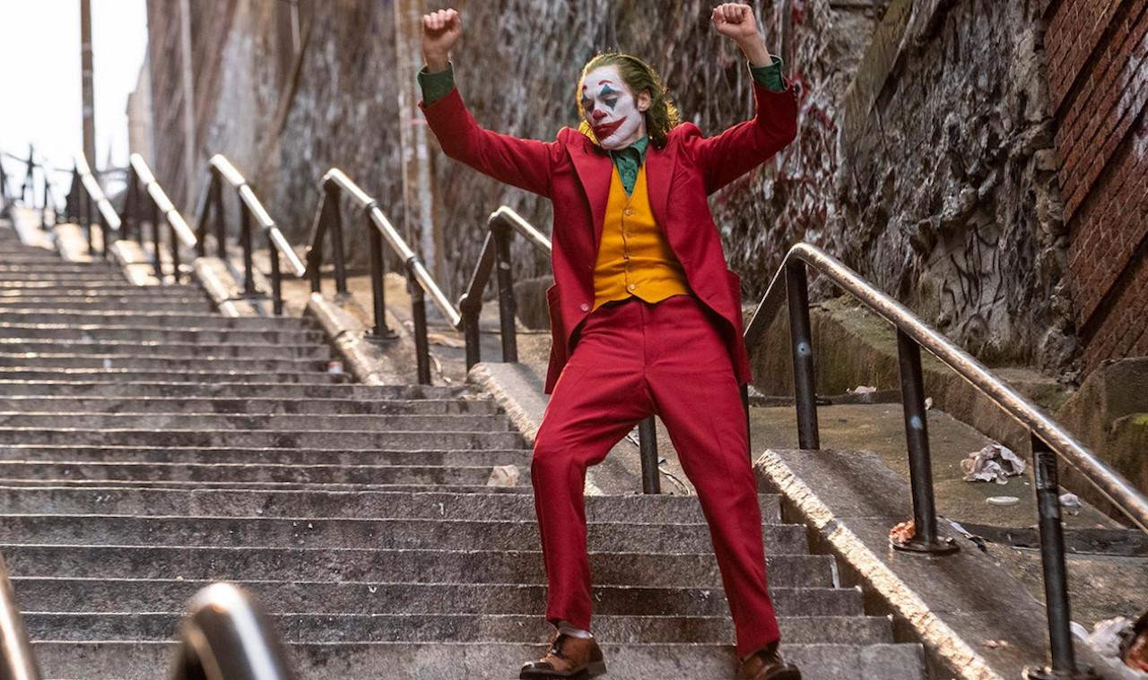 joker, cinematographe