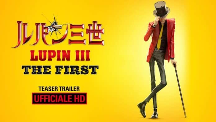 Lupin III - The First, cinematographe.it