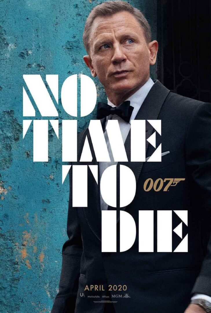 No Time To Die, cinematographe.it