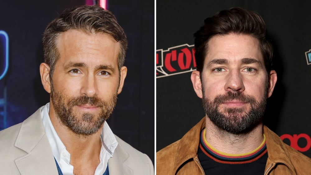Imaginary Friends: Ryan Reynolds e John Krasinski in trattative