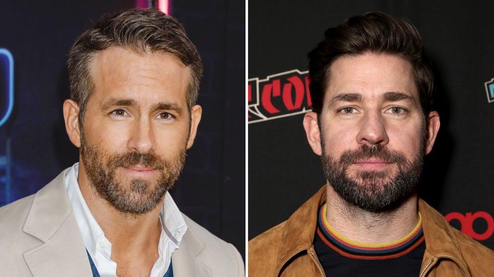 Imaginary Friends: Ryan Reynolds e John Krasinski in trattative
