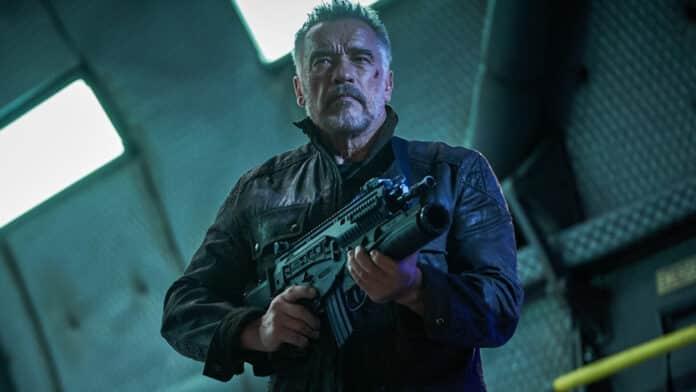 Schwarzenegger terminator - destino oscuro, cinematographe.it