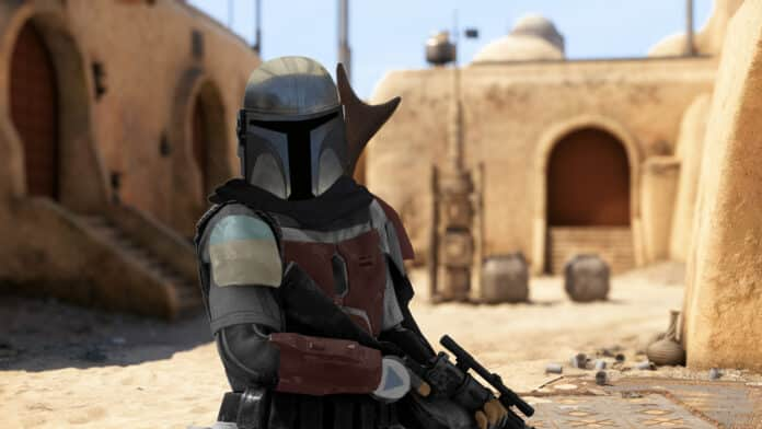 The mandalorian, cinematographe.it