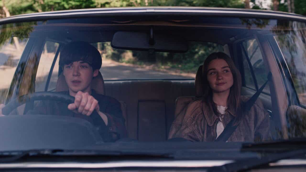 The End of the F***ing World cinematographe.it