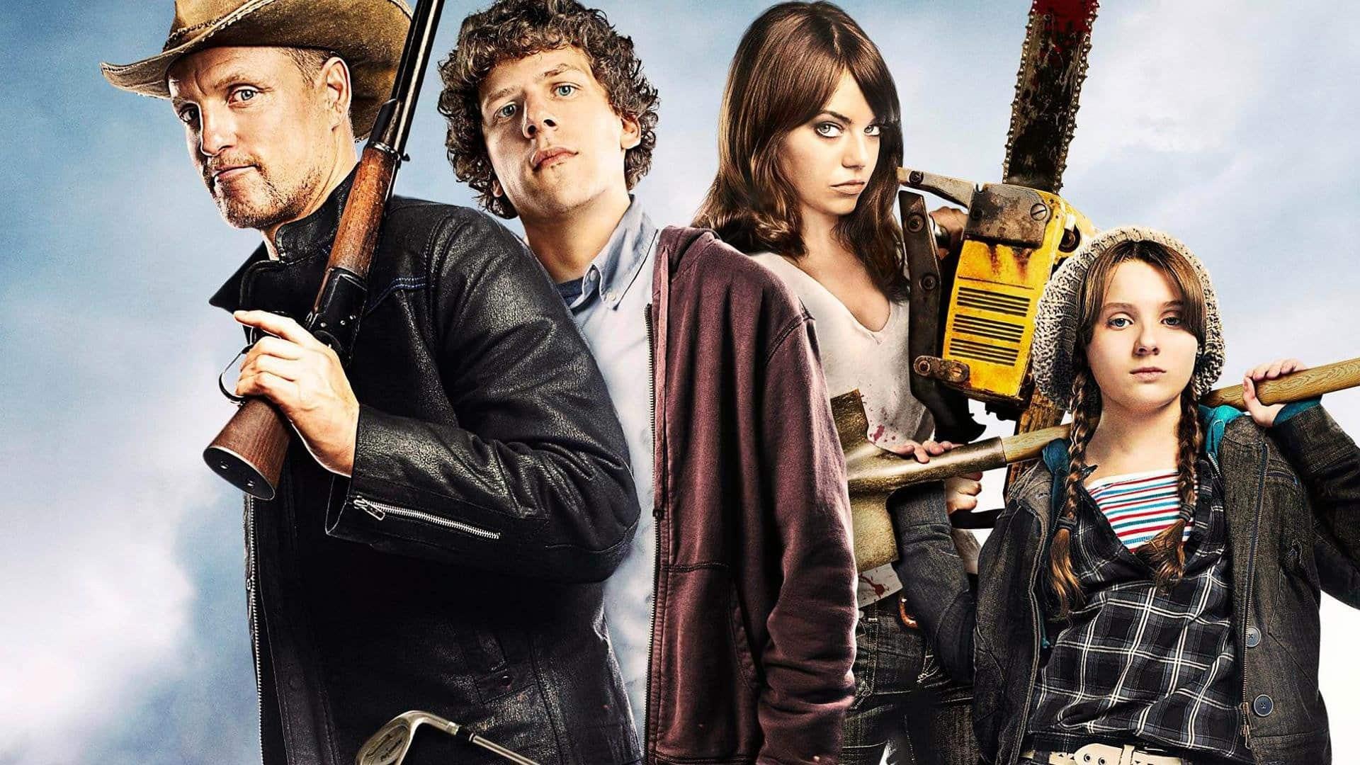 benvenuti a zombieland stasera in tv, cinematographe.it