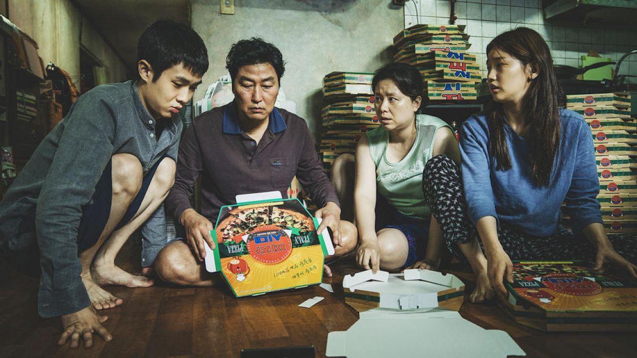 cinema sudcoreano - parasite, cinematographe