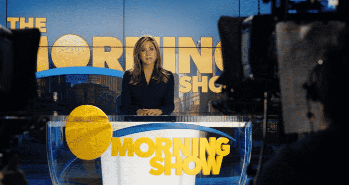 the morning show, cinematographe
