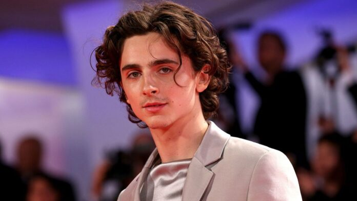 timothée chalamet, cinematographe.it