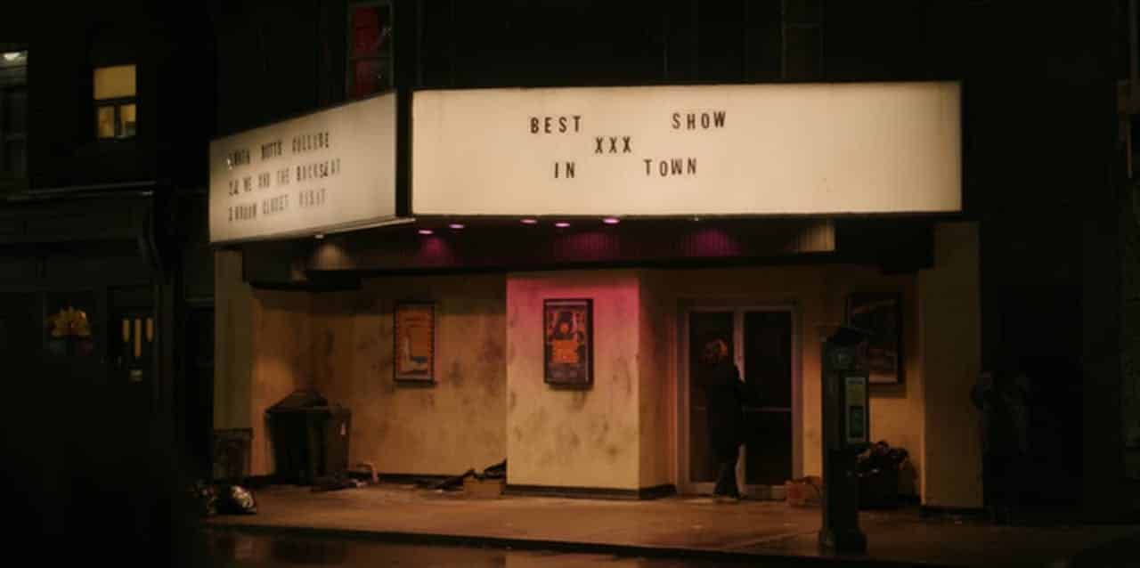 The Last Porno Show, cinematographe
