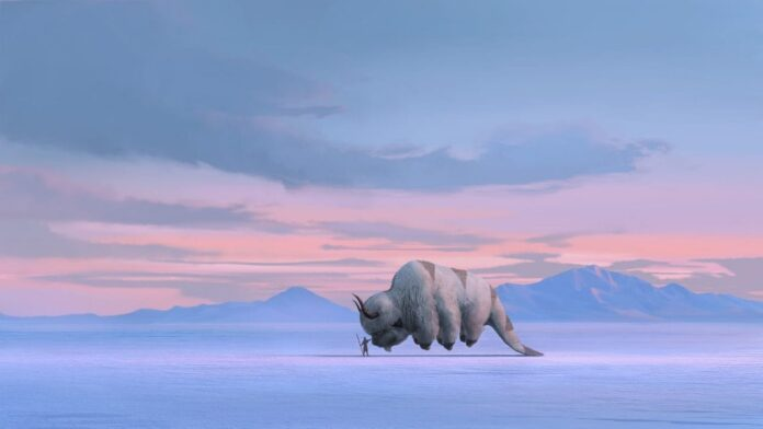 Avatar - La leggenda di Aang, Avatar The Last Airbender, Netflix