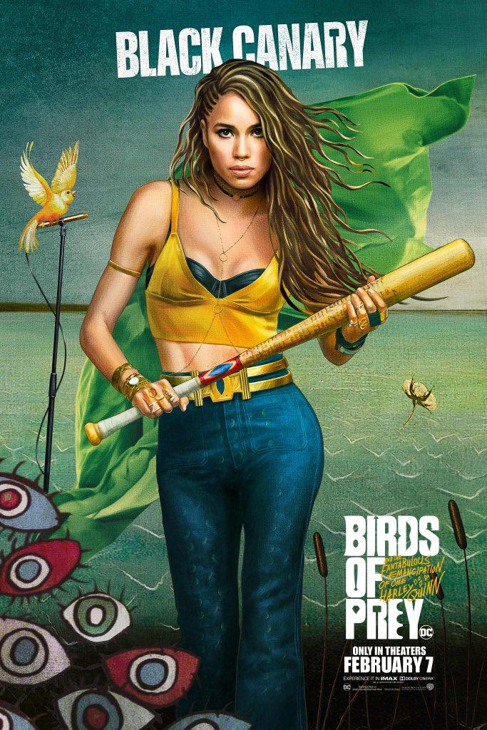 Birds of Prey Cinematographe.it