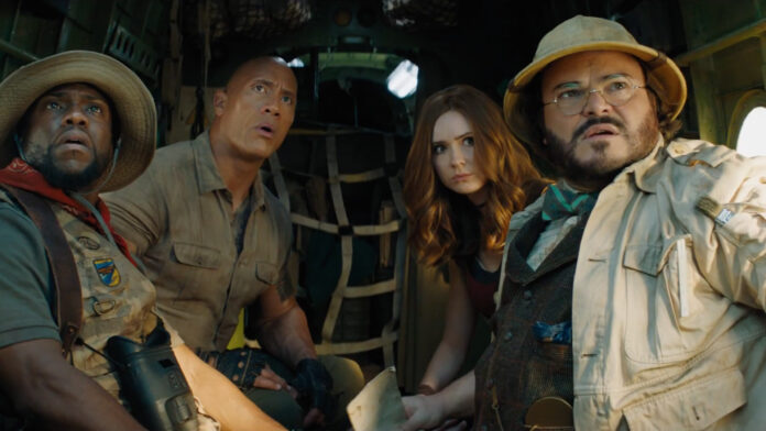 Universal Pictures - Jumanji - The Next Level, cinematographe.it