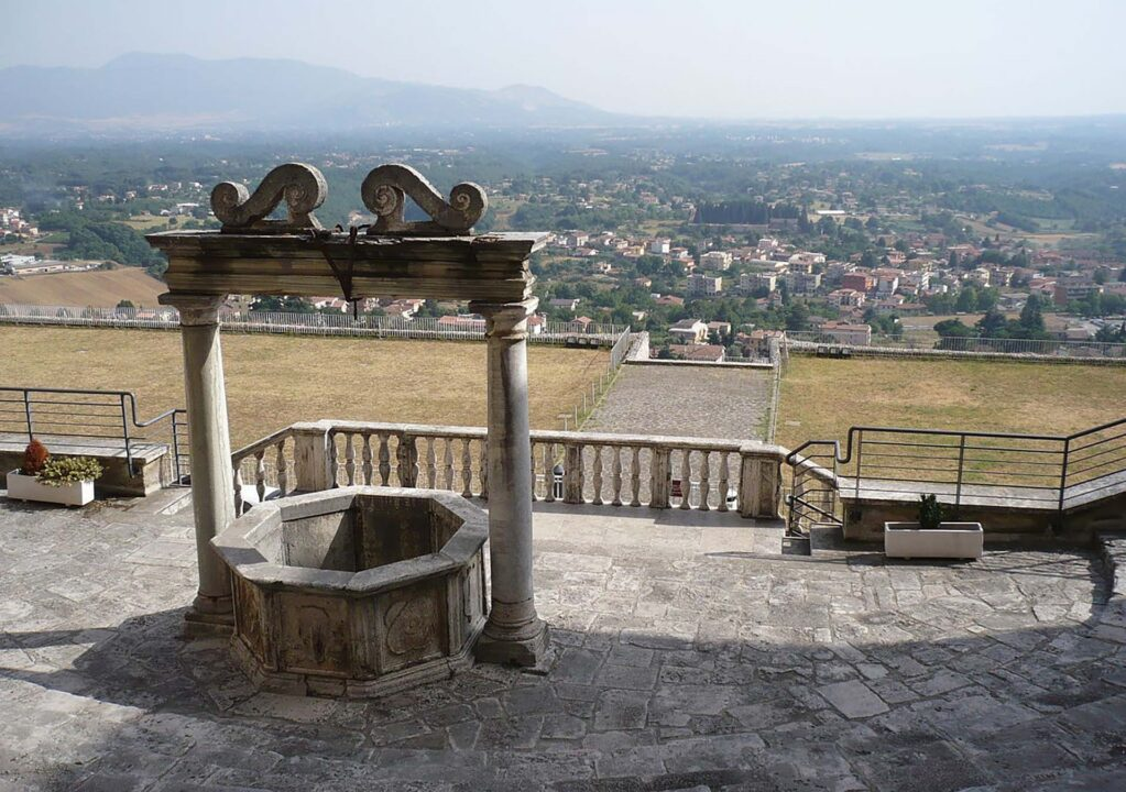 Santuario della Fortuna Primigenia, cinematographe.it