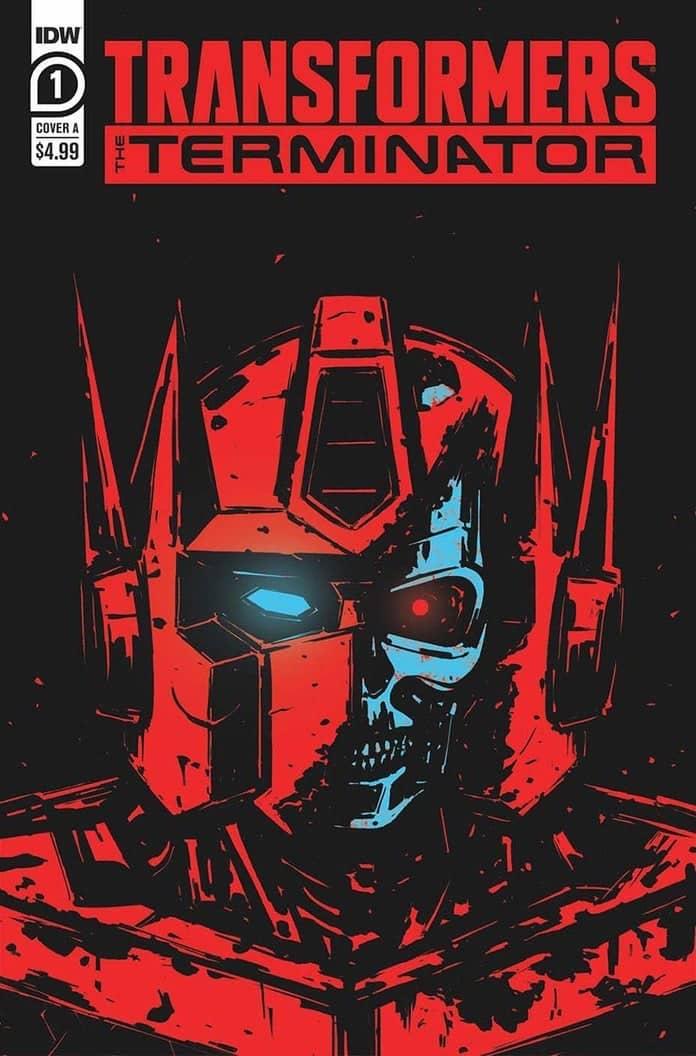 Transformers Vs. The Terminator, Cinematographe.it