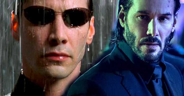 Matrix, John Eick, Keanu Reeves, Cinematographe.it