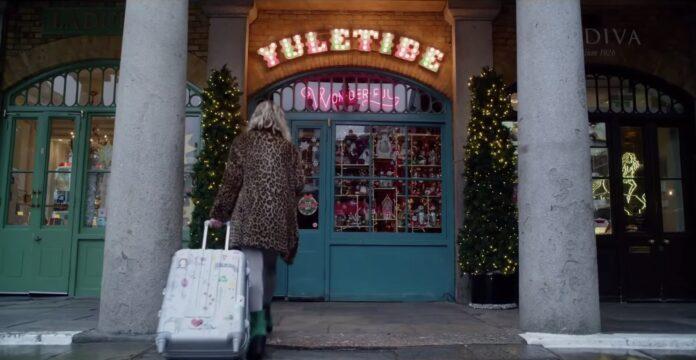 last christmas location film cinematographe.it