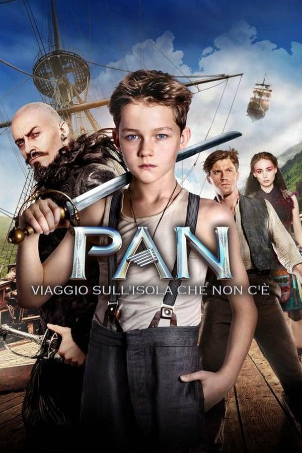 Pan – Viaggio sull'isola che non c'e'
