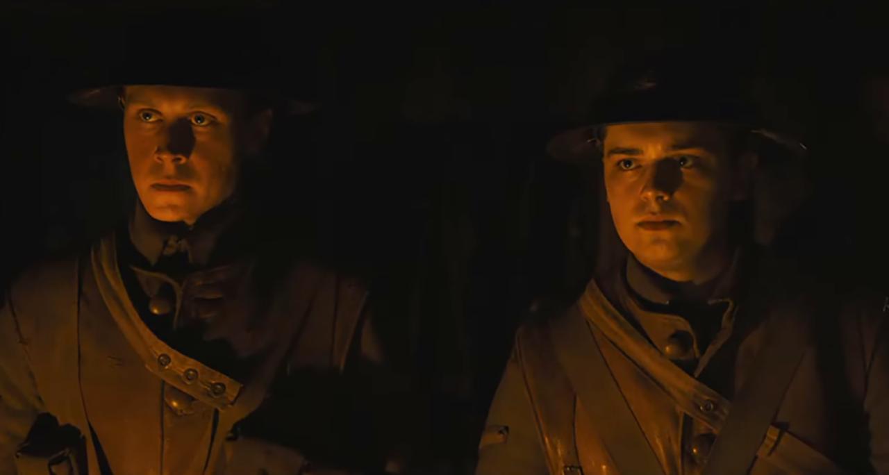 George MacKay e Dean-Charles Chapman, cinematographe.it
