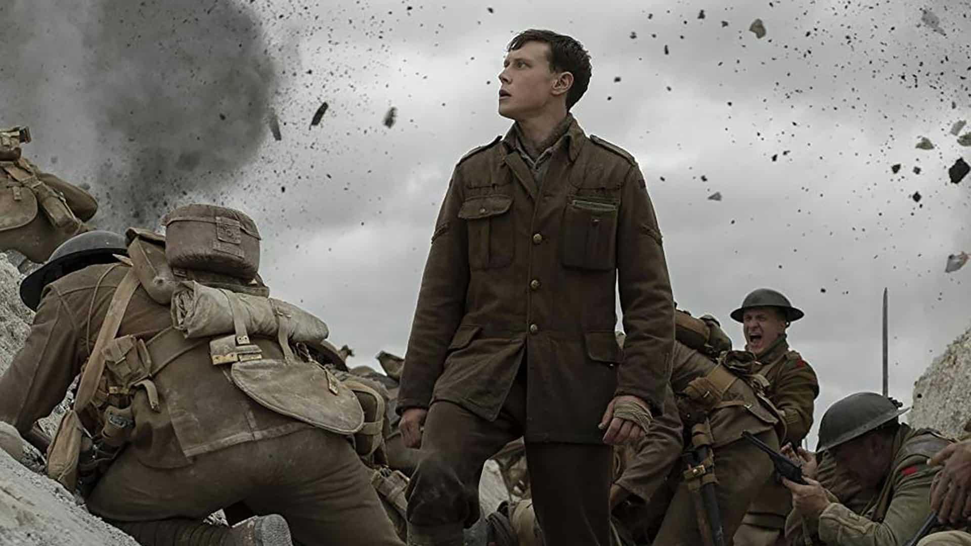 """""""1917"""" dal 23 gennaio al cinema"""