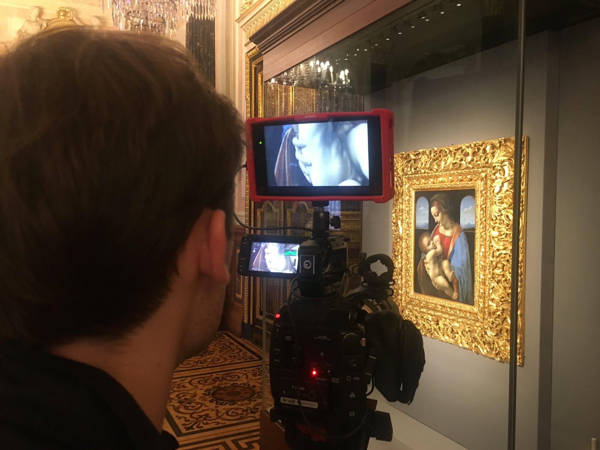 Leonardo. Le opere Cinematographe.it