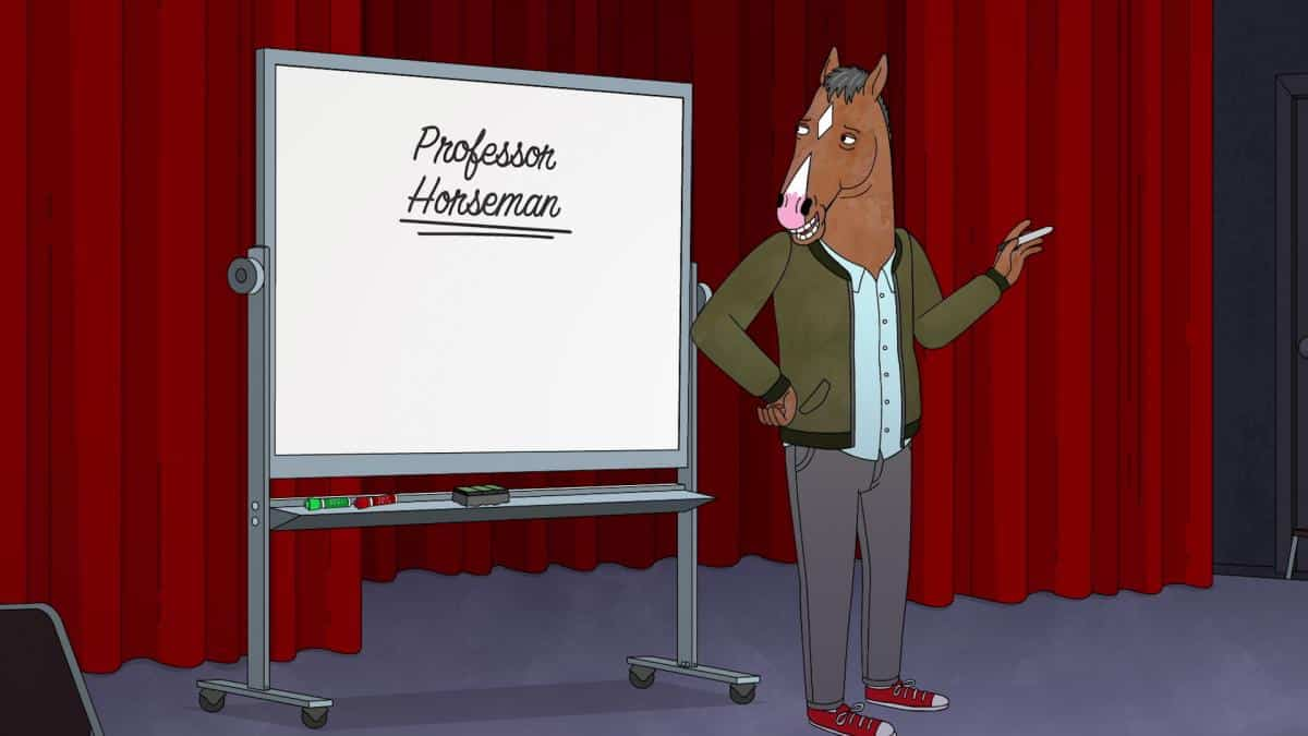 Bojack Horseman cinematographe.it
