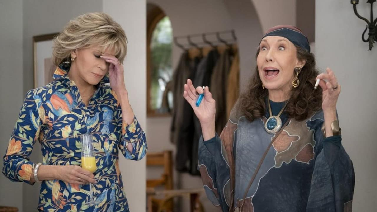 Grace & Frankie - Cinematographe.it