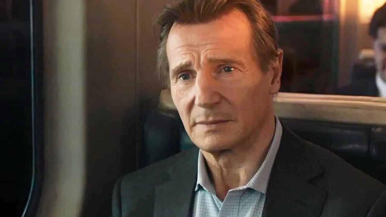 Liam Neeson protagonista dell'action thriller Retribution