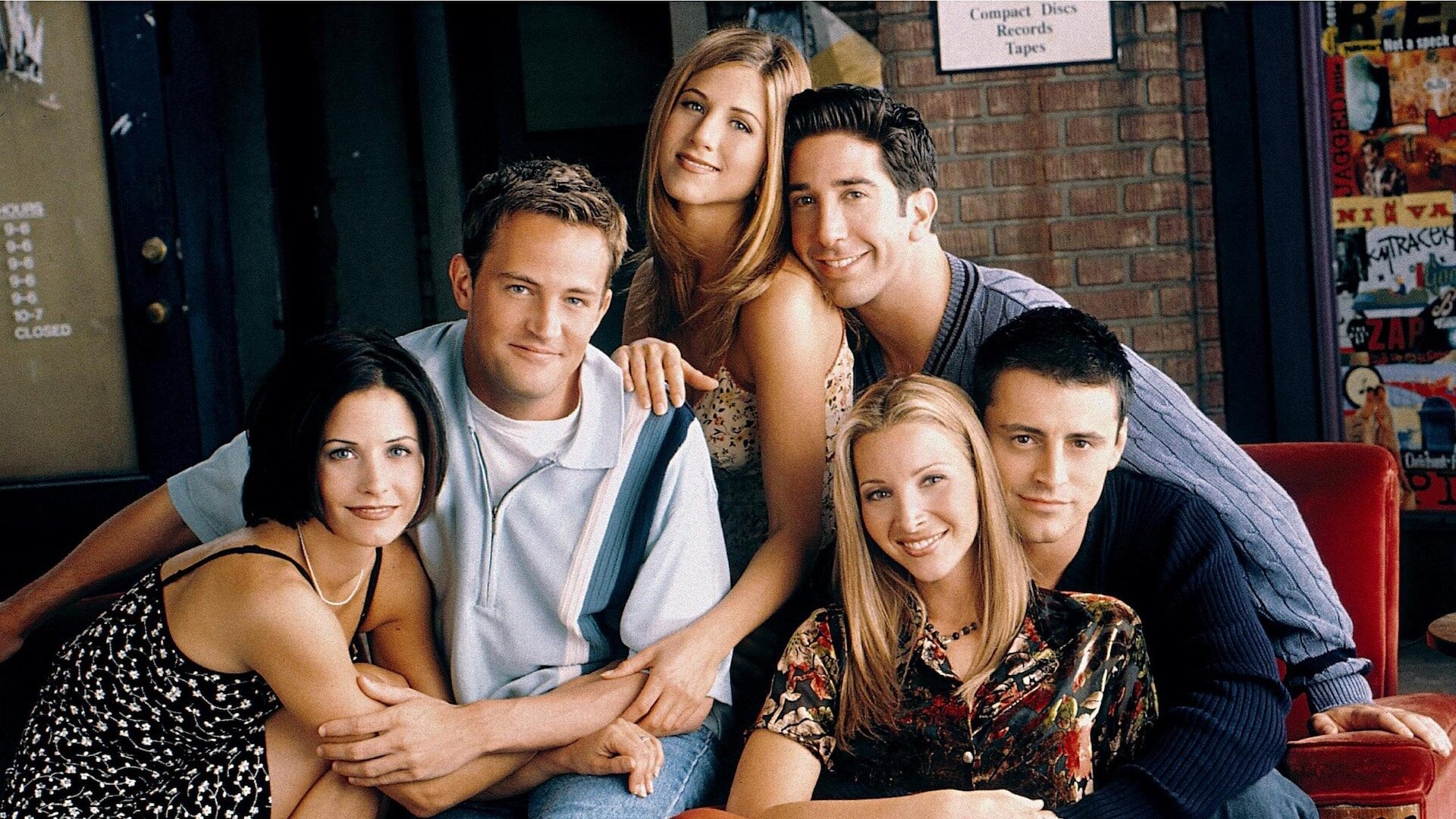 Friends: ufficiale la reunion su HBO Max con il cast originale