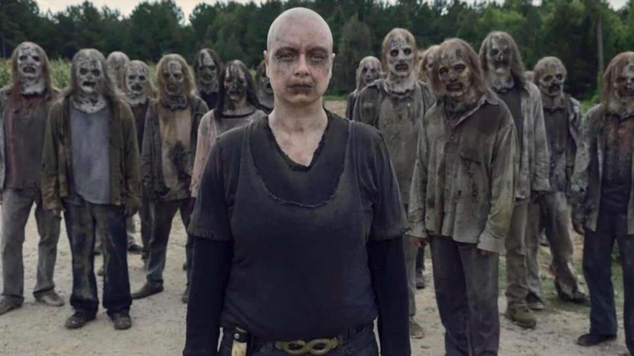 The Walking Dead - Samantha Morton - cinematographe.it