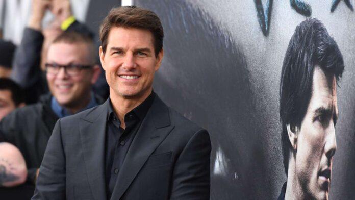 Jack Nicholson - Tom Cruise