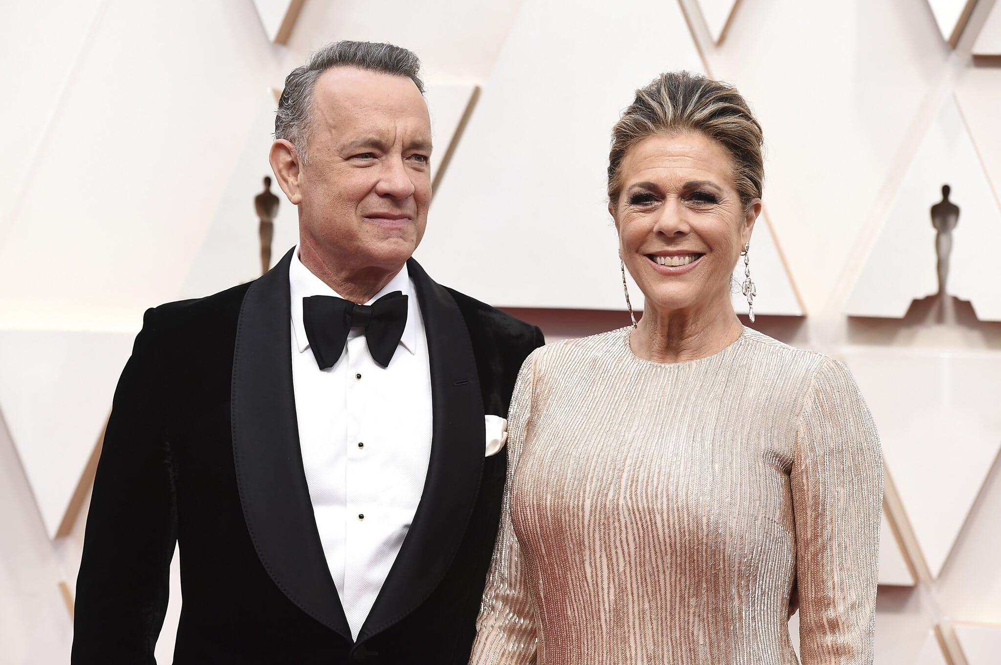 Tom Hanks è risultato essere positivo al Coronavirus