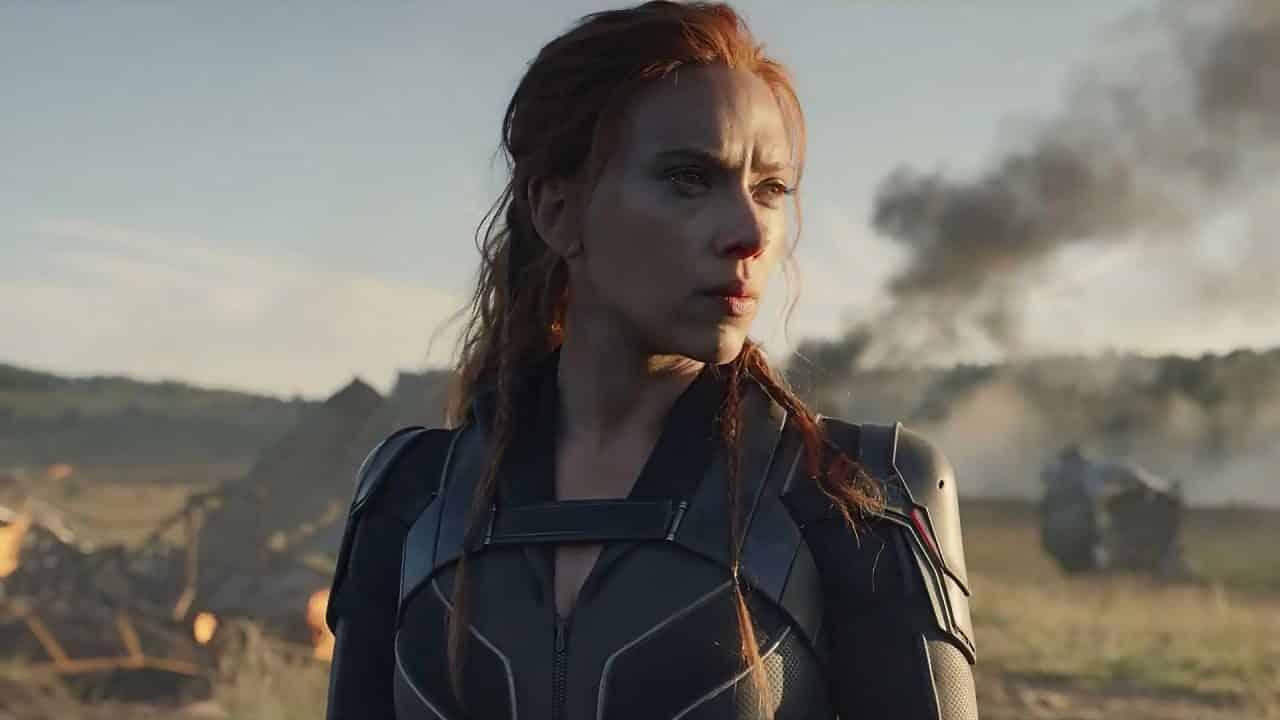 Captain America - Black Widow Cinematographe.it