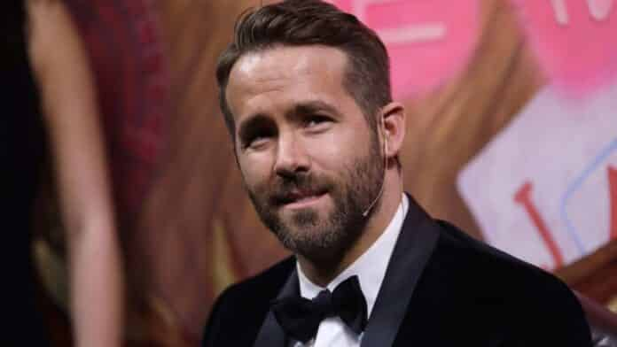 Ryan Reynolds Cinematographe.it