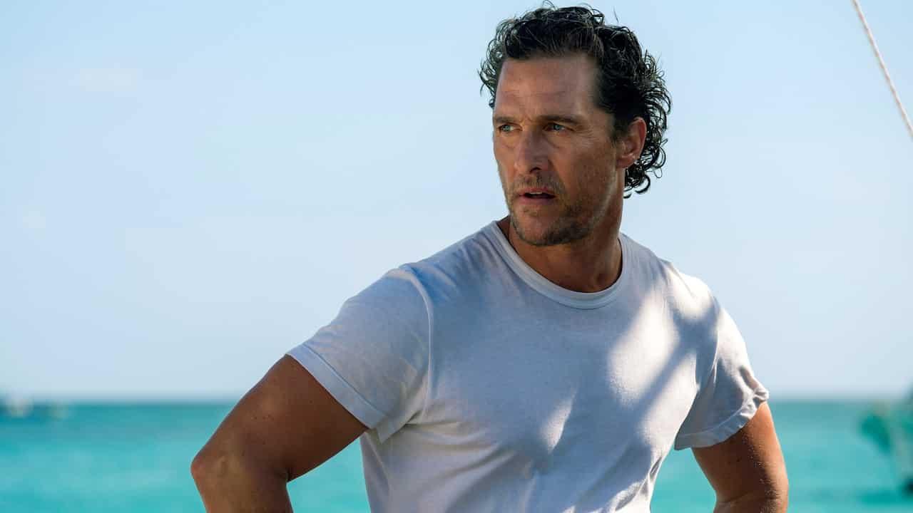Matthew McConaughey dona 110.000 mascherine agli ospedali del Texas