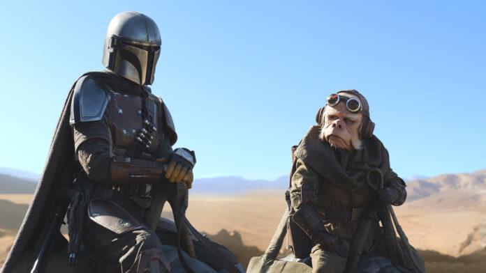 The Mandalorian, Disney+, Star Wars, cinematographe.it