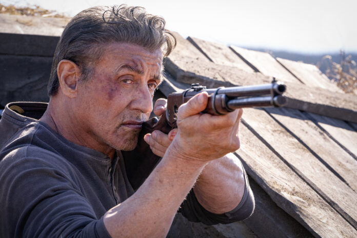 Sylvester Stallone, Rambo – Last Blood - Cinematographe.it