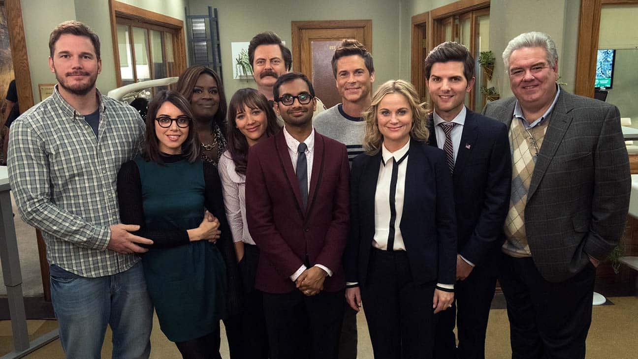 parks and recreation cinematographe