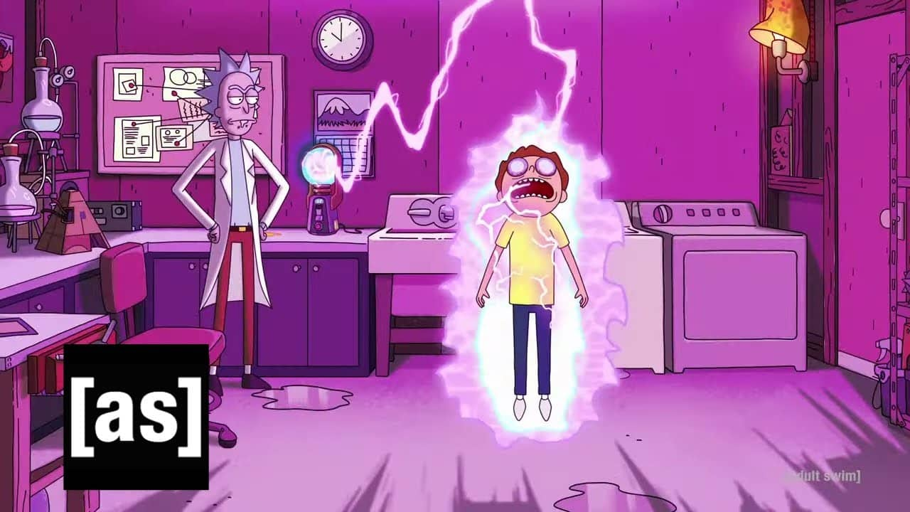 rick and morty, cinematographe.it