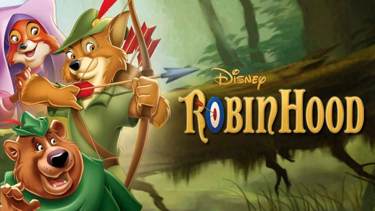 Robin Hood: il remake del film animato arriva su Disney+