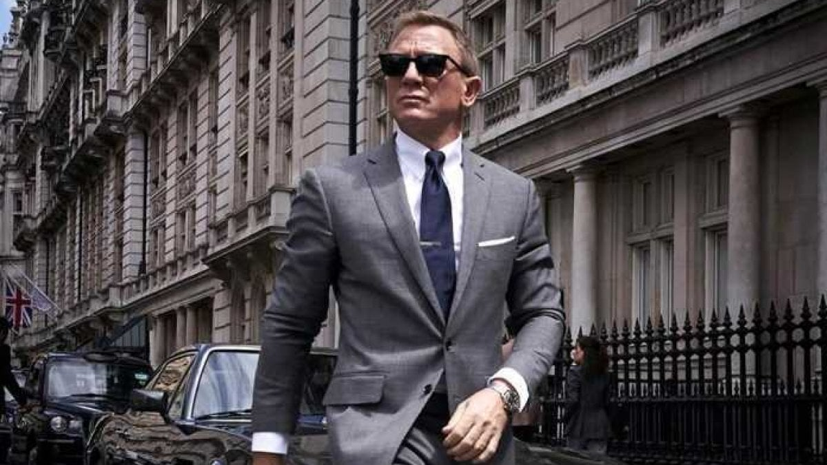 James Bond - Cinematographe.it