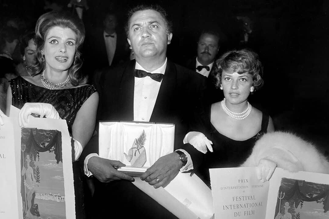 La dolce vita Palma d'oro, cinematographe.it
