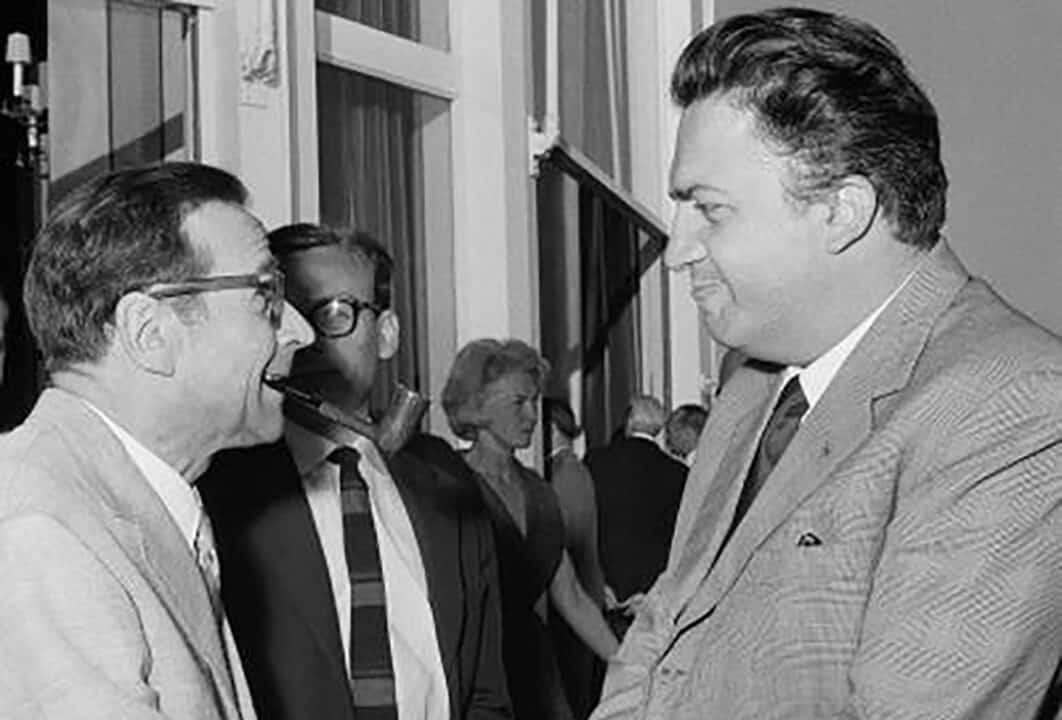 Fellini e Simenon, cinematographe.it